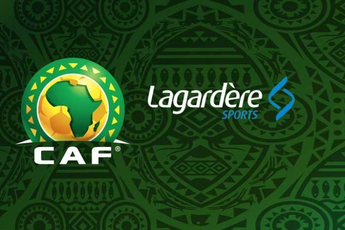 Lagardère Sports,Confederation of African Football,FIFA,International Chamber of Commerce,Sports Business News