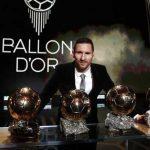 Lionel Messi,Ballon d'Or,2019 Ballon d'Or,Cristiano Ronaldo,Virgil van Dijk
