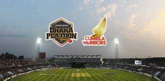 BPL 2019 LIVE,BPL LIVE,Cumilla Warriors vs Dhaka Platoon LIVE,Bangladesh Premier League LIVE,BPL LIVE Telecast
