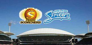 BBL 2019 LIVE,BBL LIVE,Adelaide Strikers vs Perth Scorchers LIVE,Big Bash League LIVE,BBL LIVE Telecast