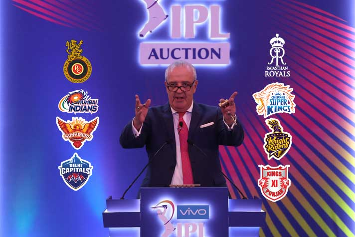 Bidding process and shortlists cities for two new franchises for IPL 2022