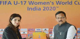 FIFA U-17 Women's World Cup,FIFA Women's World Cup,U-17 Women's World Cup,FIFA Women's World Cup 2020,FIFA World Cup 2020