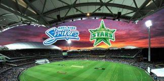 BBL LIVE,BBL LIVE Telecast,Big Bash League LIVE,Melbourne Stars vs Adelaide Strikers LIVE,BBL