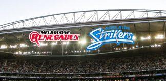 BBL LIVE,BBL LIVE telecast,BBL LIVE Streaming,Big Bash League LIVE,Melbourne Renegades vs Adelaide Strikers LIVE