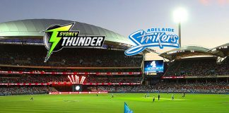 BBL LIVE,BBL LIVE telecast,BBL LIVE Streaming,Adelaide Strikers vs Sydney Thunder LIVE,Big Bash League LIVE