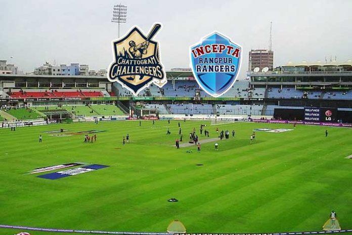 BPL 2019,BPL LIVE Streaming,Chattogram Challengers vs Rangpur Rangers LIVE,Bangladesh Premier League LIVE,BPL 2019 LIVE