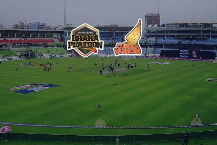 BPL 2019,BPL LIVE Streaming,Dhaka Platoon vs Cumilla Warriors LIVE,Bangladesh Premier League LIVE,BPL 2019 LIVE