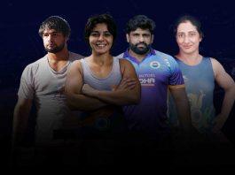 SAF Games,SAF Games 2019,SAF Games 2019 Wrestling,Kushti India,Wrestling News India