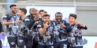 I-League 2019,I-League Highlights,I-League 2019 Highlights,Punjab FC vs Indian Arrows,Dipanda Dicka
