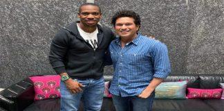 Sachin Tendulkar,Yohan Blake,Road Safety World Series,Tokyo Olympics,Cricket Player