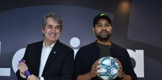 LaLiga India,Rohit Sharma,Football League,Rohit Sharma brand ambassador,Sports Business News India