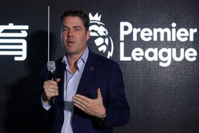 Premier League,Premier League CEO,Richards Masters,Premier League Chief Executive,Sports Business News