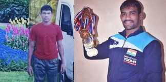 Sonba Gongane,Indian wrestler,sonba gongane biography,Kushti India,Wrestling News India