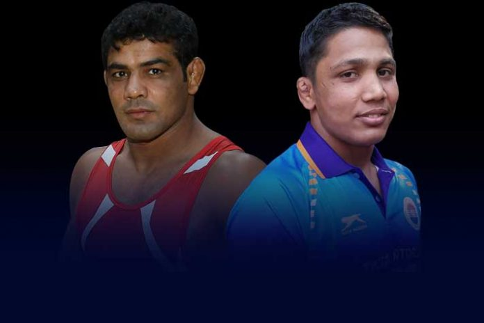 Sushil Kumar,Gaurav Baliyan,Indian wrestling,Kushti India,Wrestling News India