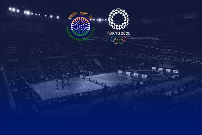 Wrestling Federation of India,WFI,Tokyo 2020 Olympic Qualifiers,Kushti India,Wrestling News India