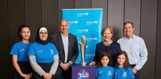 UNICEF,Sports Business News,ICC Women's World Cup 2020,ICC T20 World Cup,ICC World Cup 2020