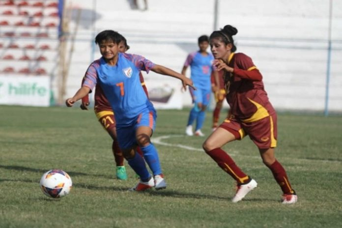 AIFF,Women's Cricket League,Praful Patel,FIFA U-17 Women's World Cup,Indian Women's League