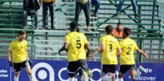I-League,I-League 2019,Real Kashmir FC vs Chennai City FC,Ram Madhav,RKFC
