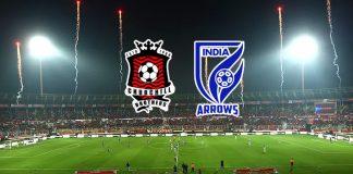 I-League LIVE,I-League LIVE Streaming,I-League 2019 LIVE,Churchill Brothers vs Indian Arrows LIVE,I-League LIVE telecast