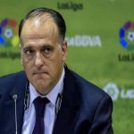 LaLiga,Javier Tebas,Javier Tebas Resignation,Spanish Football Federation,Sports Business News