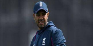 Jeetan Patel,Ashley Giles,England Cricket Team,England and Wales Cricket Board,England Cricket Coach
