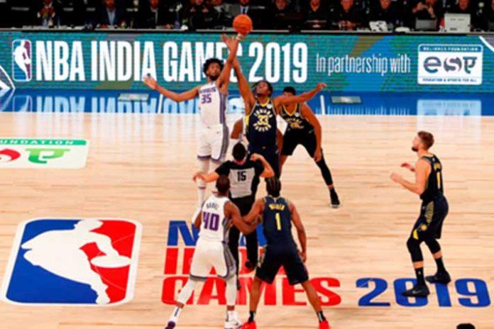 NBA League,NBA India,Basketball League,Rajesh Sethi,NBA Games