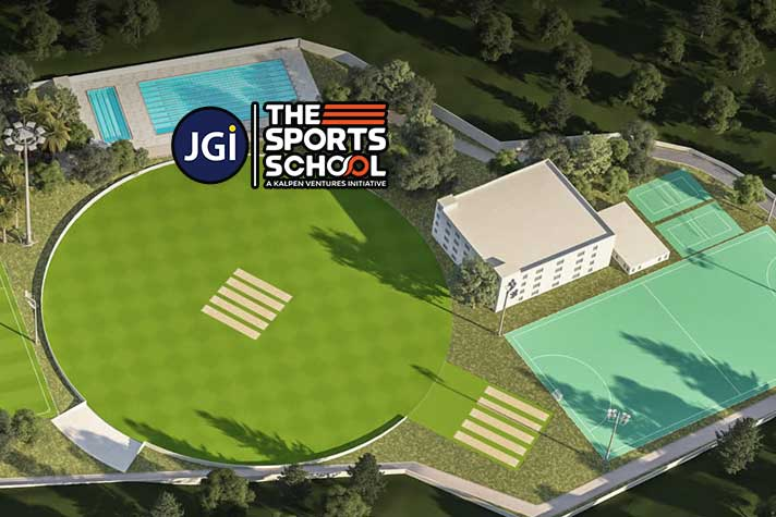 sports school.
