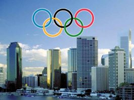 2032 Olympic and Paralympic Games,Queensland Olympics,Tokyo Olympic Games,Olympic Games,Scott Morrison