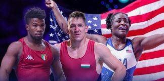 UWW Wrestlers of the Year 2019,UWW Wrestlers of the Year,UWW,United World Wrestling,Wrestling News India