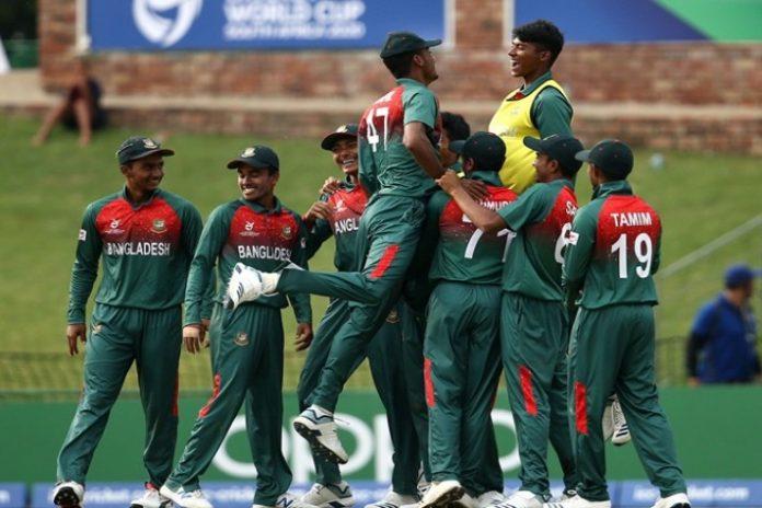 ICC U-19 World Cup,Bangladesh vs South Africa,ICC U-19 WC semifinals,U-19 World Cup,Pheko Moletsane