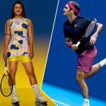 Australian Open 2020,Nike Tennis,Roger Federer,Bianca Andreescu,Sports Business News