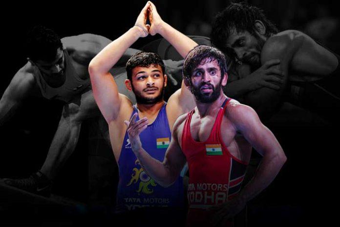 Rome Ranking Series,Rome Ranking Series 2020,UWW Rome Ranking Series 2020,Bajrang Punia,Wrestling News India