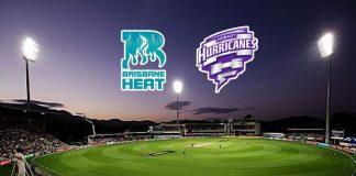 BBL LIVE,BBL LIVE Streaming,BBL LIVE telecast,Big Bash League LIVE,Hobart Hurricanes vs Brisbane Heat LIVE