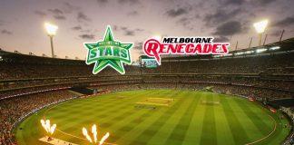 BBL LIVE,BBL LIVE Streaming,BBL LIVE telecast,Big Bash League LIVE,Melbourne Stars vs Melbourne Renegades LIVE