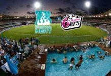 BBL LIVE,BBL LIVE Streaming,BBL LIVE telecast,Big Bash League LIVE,Sydney Sixers vs Brisbane Heat LIVE