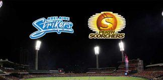 BBL LIVE,BBL LIVE Streaming,BBL LIVE telecast,Big Bash League LIVE,Perth Scorchers vs Adelaide Strikers LIVE
