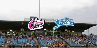 BBL LIVE,BBL LIVE Streaming,BBL LIVE telecast,Big Bash League LIVE,Sydney Sixers vs Adelaide Strikers LIVE