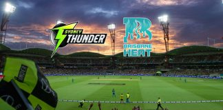 BBL LIVE,BBL LIVE Streaming,BBL LIVE telecast,Big Bash League LIVE,Sydney Thunder vs Brisbane Heat LIVE
