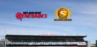 BBL LIVE,BBL LIVE telecast,BBL LIVE streaming,Big Bash League LIVE,Melbourne Renegades vs Perth Scorchers LIVE