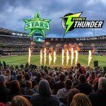 BBL LIVE,BBL LIVE telecast,BBL LIVE Streaming,Big Bash League LIVE,Melbourne Stars vs Sydney Thunder LIVE