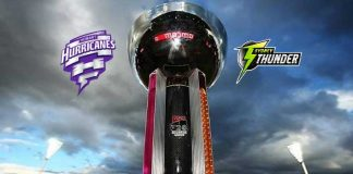 BBL LIVE,BBL LIVE Streaming,BBL LIVE telecast,Big Bash League LIVE,Hobart Hurricanes vs Sydney Thunder LIVE