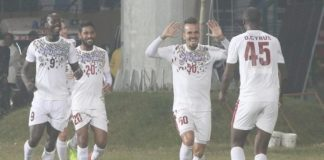 I-League 2020 Highlights,I-League Highlights,Mohun Bagan vs Indian Arrows Highlights,I-League 2019-20,Daniel Cyrus