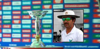 Anil Chaudhary,ICC U-19 World Cup,ICC U-19 World Cup 2020,ICC World Cup 2020,ICC U-19 World Cup Umpires