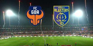 ISL LIVE,ISL LIVE Streaming,ISL LIVE telecast,FC Goa vs Kerala Blasters FC LIVE,Indian Super League LIVE