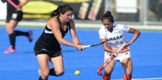 IND vs NZ women's hockey highlights,India vs New Zealand women's hockey,Hope Ralph,Indian women's hockey team,India vs New Zealand hockey highlights