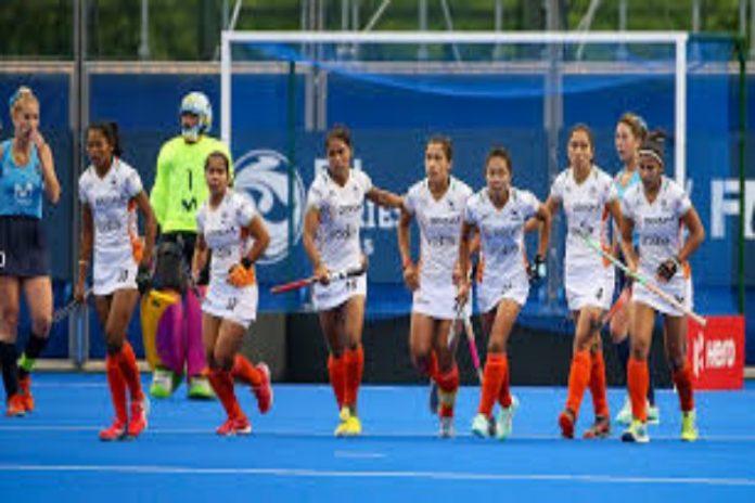 IND vs NZ women's hockey,Indian women's hockey team,India vs New Zealand,Megan Hull,Sjoerd Marijne