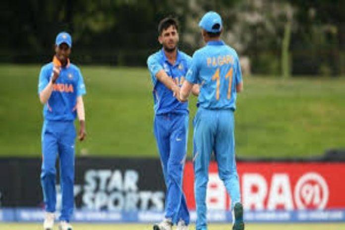 Atharva Ankolekar,Ravi Bishnoi,U-19 World Cup quarterfinal,Yashaswi Jaiswal,India-Australia