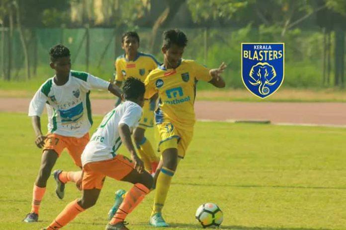 Kerala Blasters FC,KBFC Young Blasters program,KBFC Affiliated Academies,Mohamed Rafik,Sports Business News India