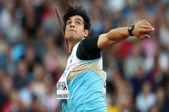 Neeraj Chopra,Tokyo Olympics,Javelin thrower,Rohit Yadav,ACNE League meeting