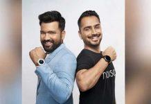 Rohit Sharma,Noise brand ambassador,Rohit sharma brand endorser,Noise fitness wear,Sports Business News India